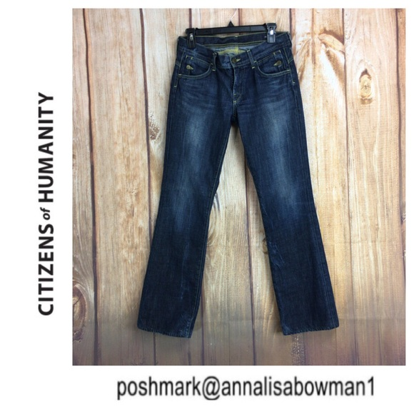 Citizens Of Humanity Denim - 💸Citizens of Humanity Bootcut denim jean size 28